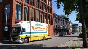 Onbezorgd verhuizen binnen Nederland